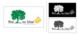 Mindtree school logo design
