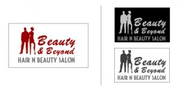 Beauty and beyond logo design